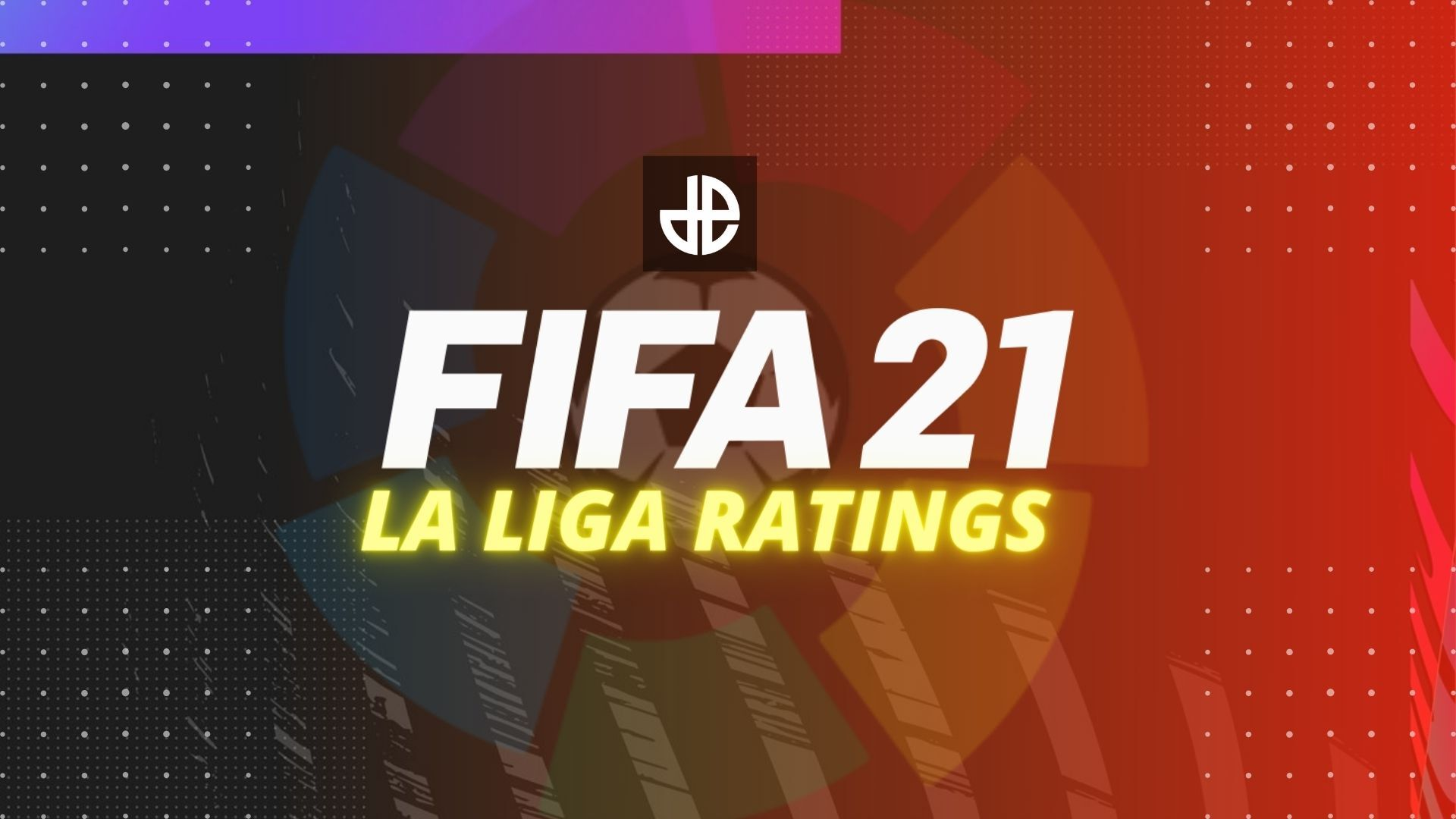 FIFA 21 La Liga ratings