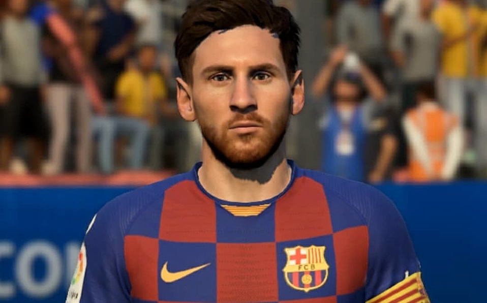Messi in FIFA