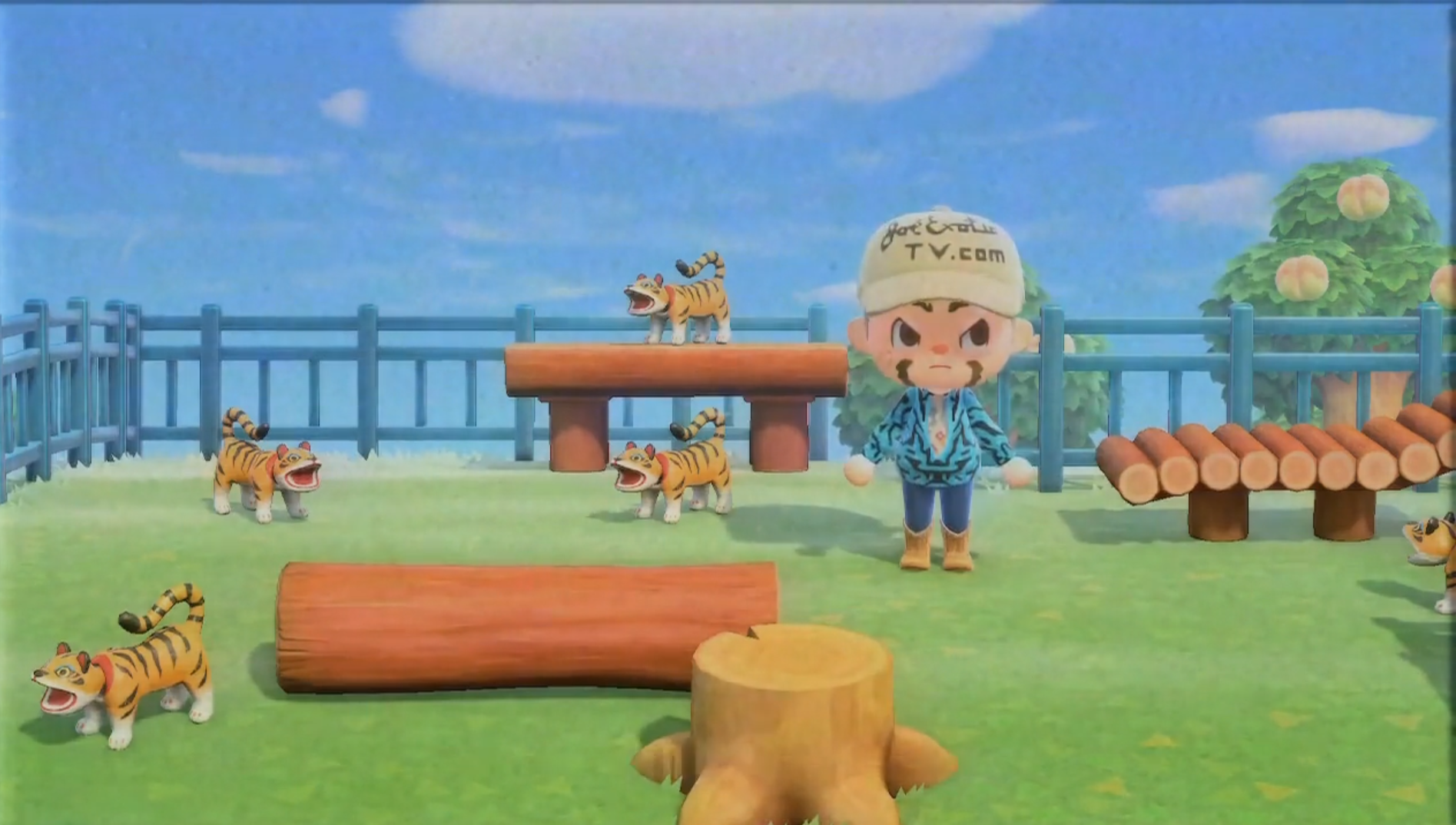 Tiger King main character Joe Exotic has made his Animal Crossing: New Horizons debut thanks to a hilarious crossover trailer.