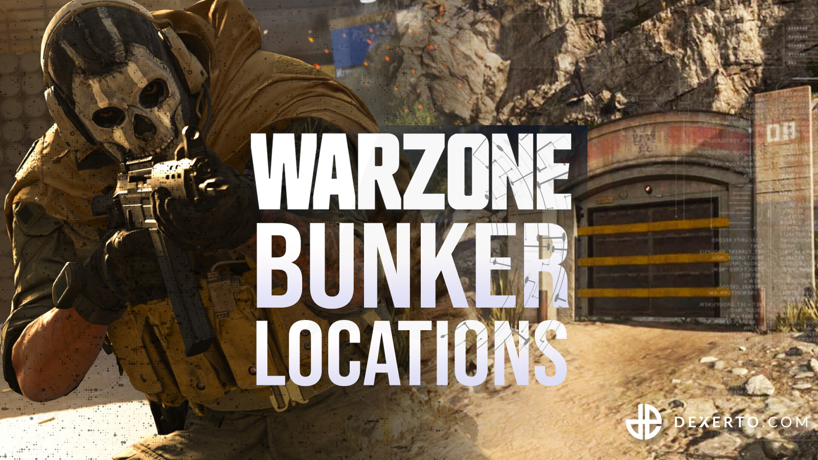 Warzone bunkers