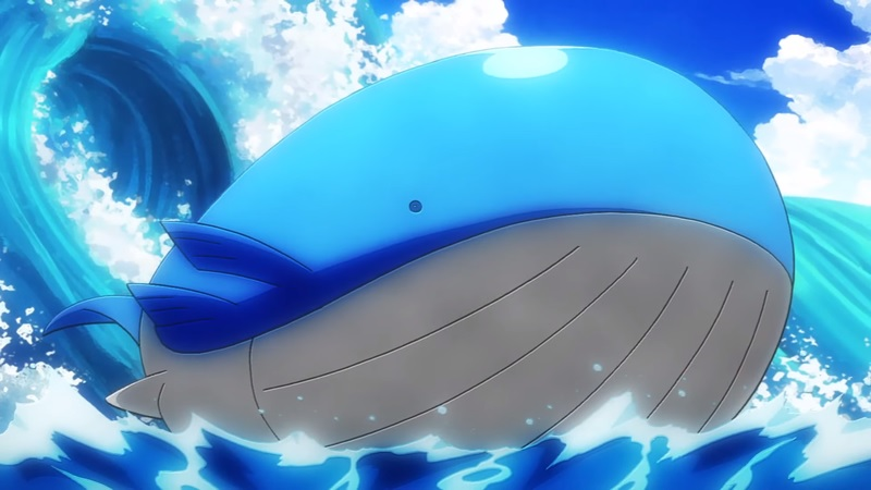 Wailord Size Weight