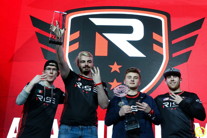 Gunless could re-link with former Rise Nation teammates SlasheR and TJHaLy if he joins OpTic Gaming LA.