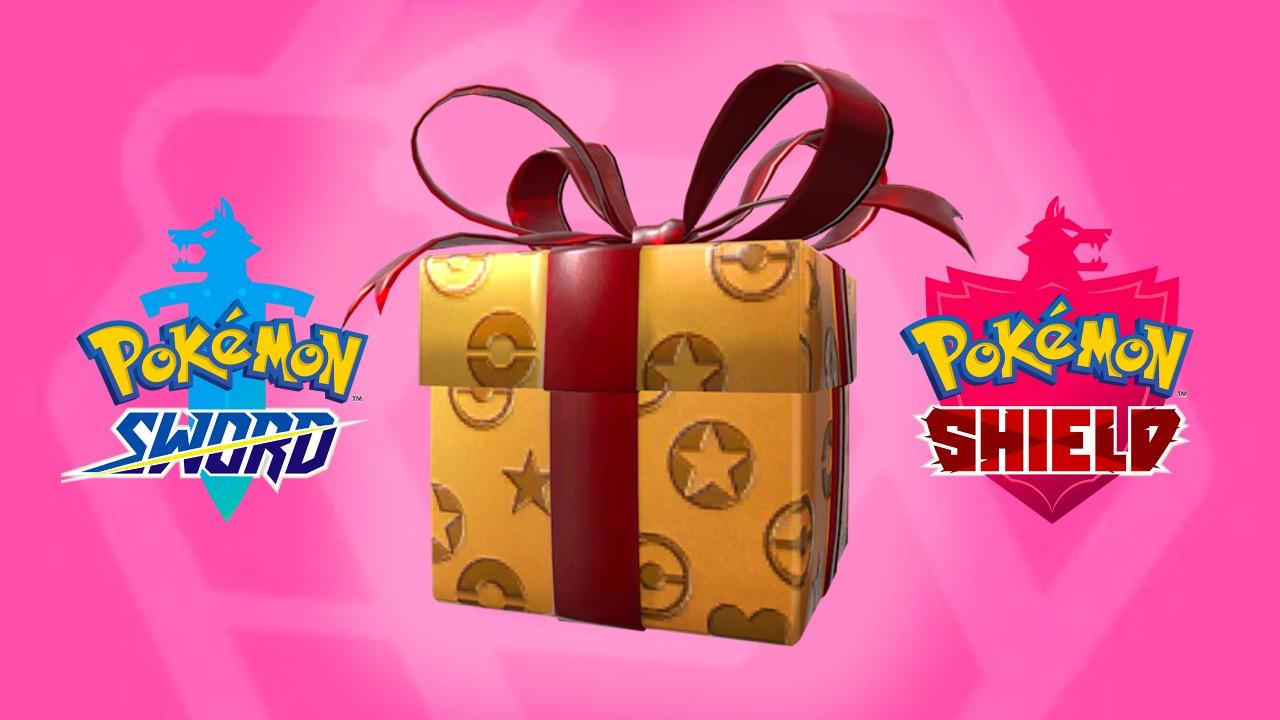 Pokemon Mystery Gift