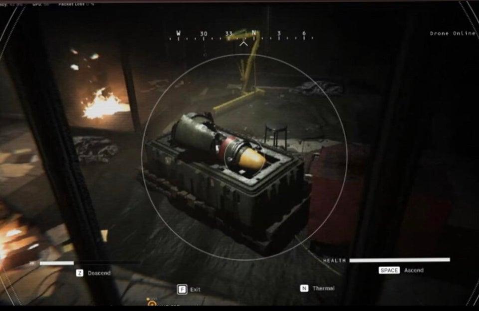 Nuke inside Bunker 11 in Warzone.
