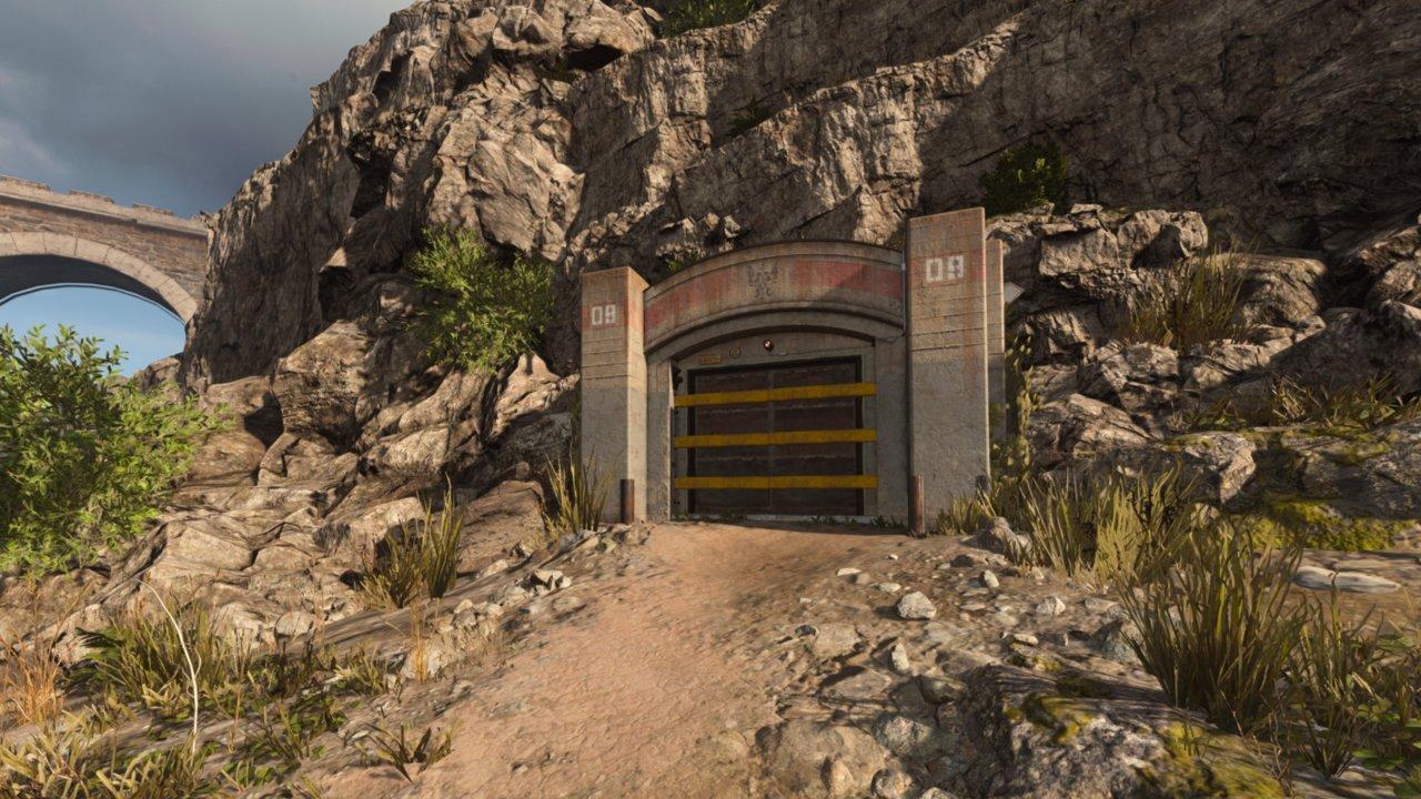 Bunker 09 in Warzone.