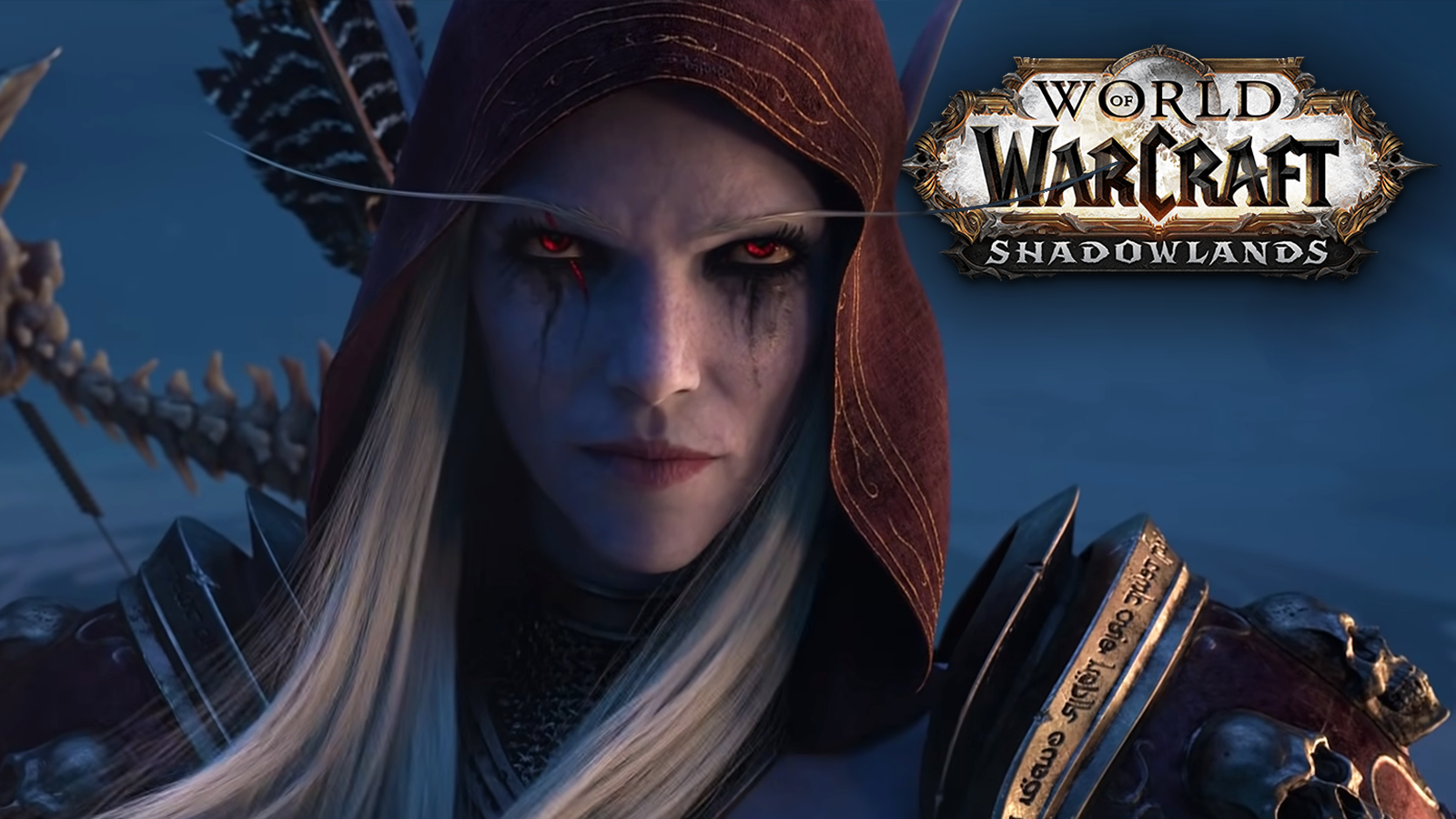 It looks like Sylvanas is fully prepared to destroy Azeroth to achieve her goals in World of Warcraft expansion Shadowlands.