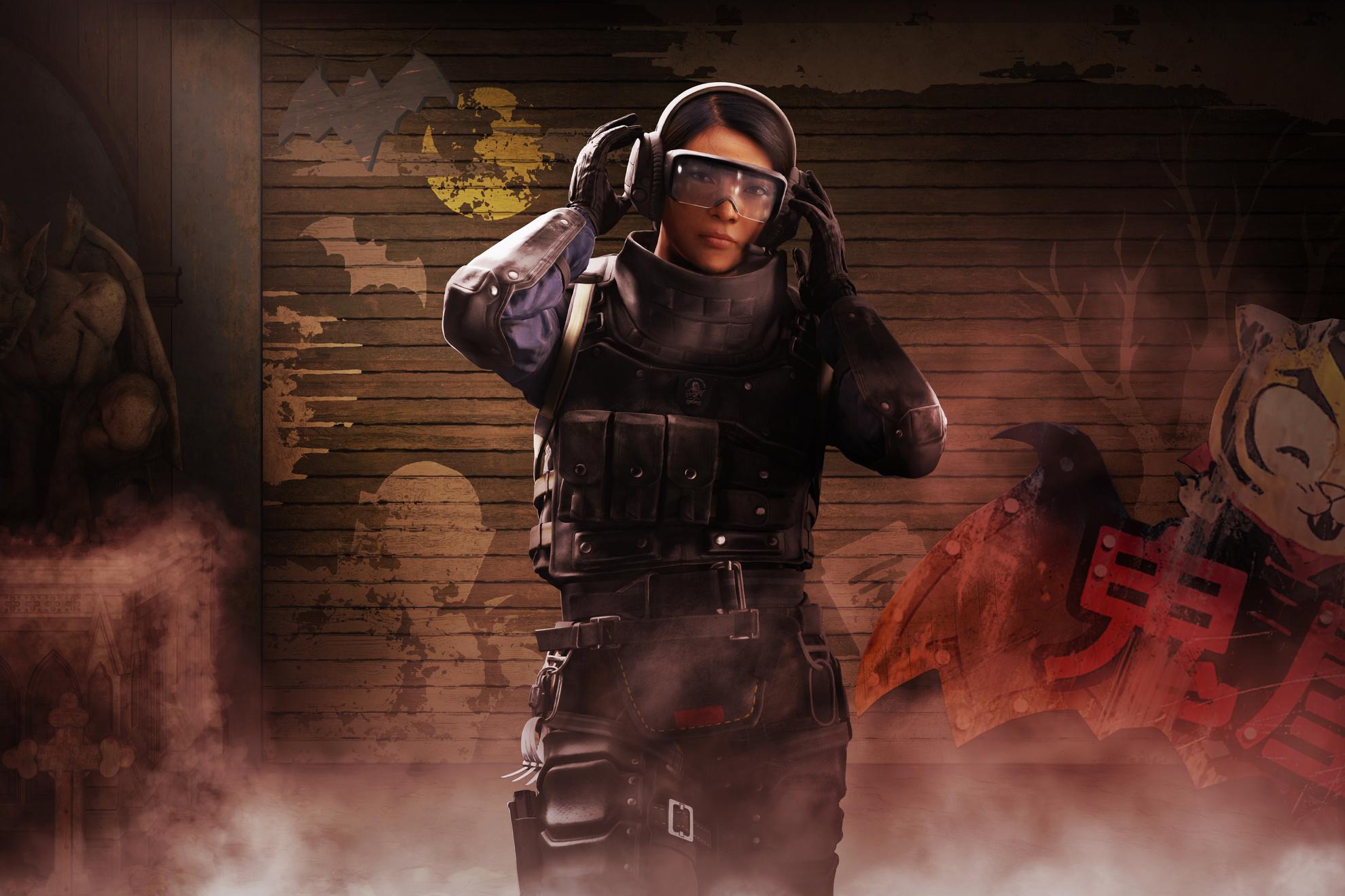 Rainbow Six game screenshot