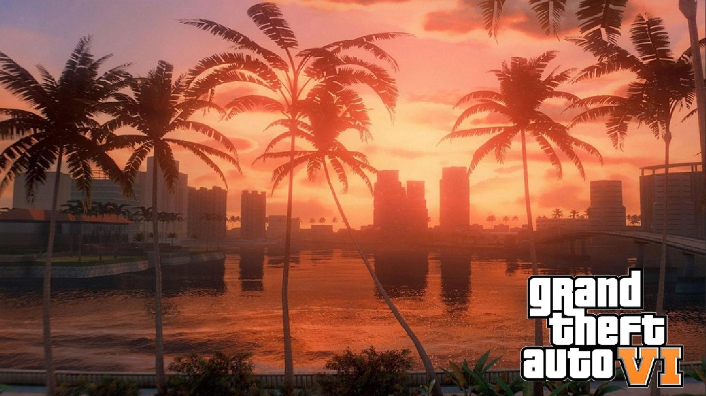 GTA 6 in Vice City