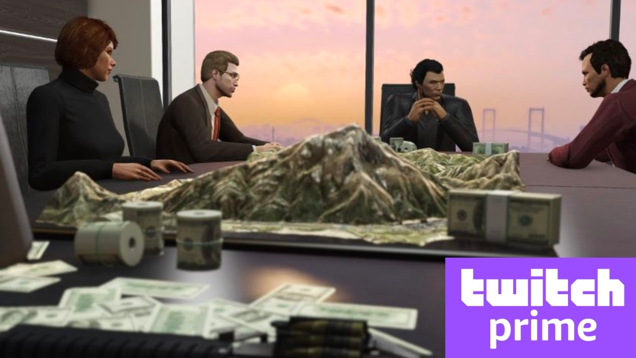 GTA Twitch Prime Gaming