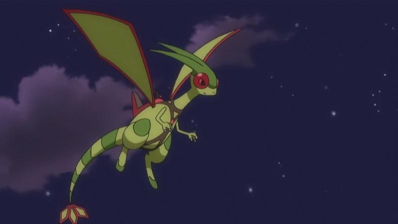 Flygon Pokemon Go Research Breakthrough