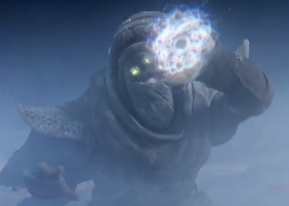 The new leaked Destiny 2 teaser shows Eris Morn traversing the snowy mountains of Europa, a possible Year 4 destination.