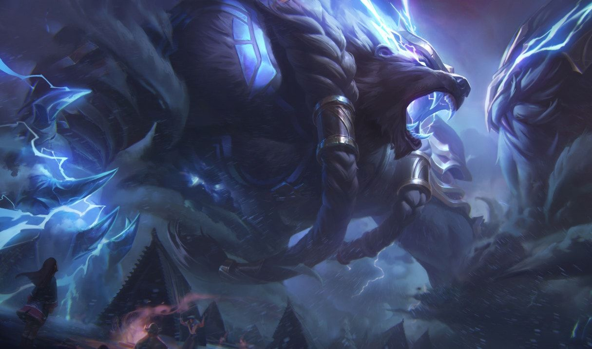 Volibear is set to get a little bit more love in League of Legends Patch 10.12.