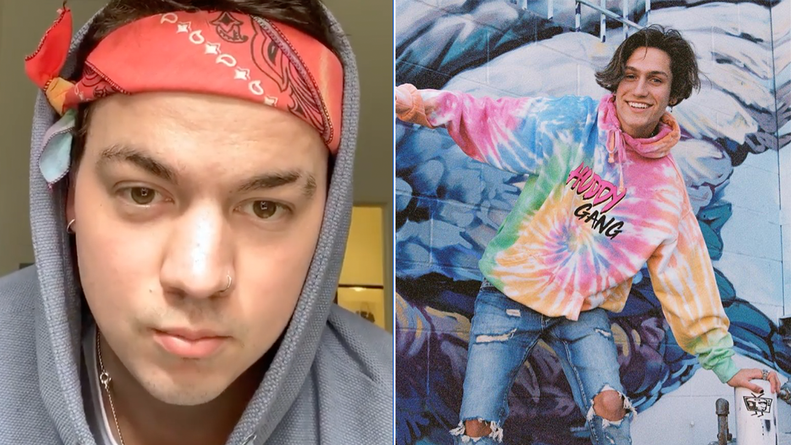 Taylor Caniff criticizes Chase Hudson