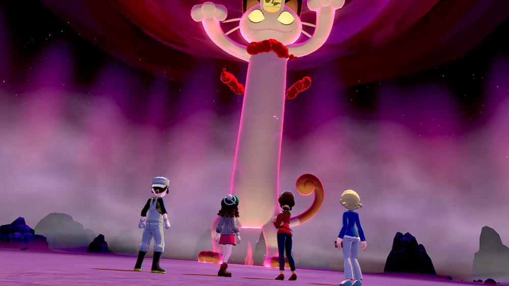 Pokemon Sword & Shield Dynamax Soup can wildly transform your monsters.