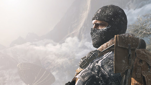 The Call of Duty 2020 gameplay footage appears to reveal a multiplayer map, called