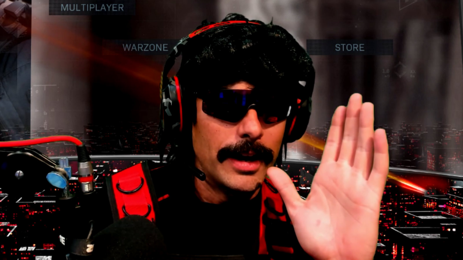 Dr Disrespect on Twitch