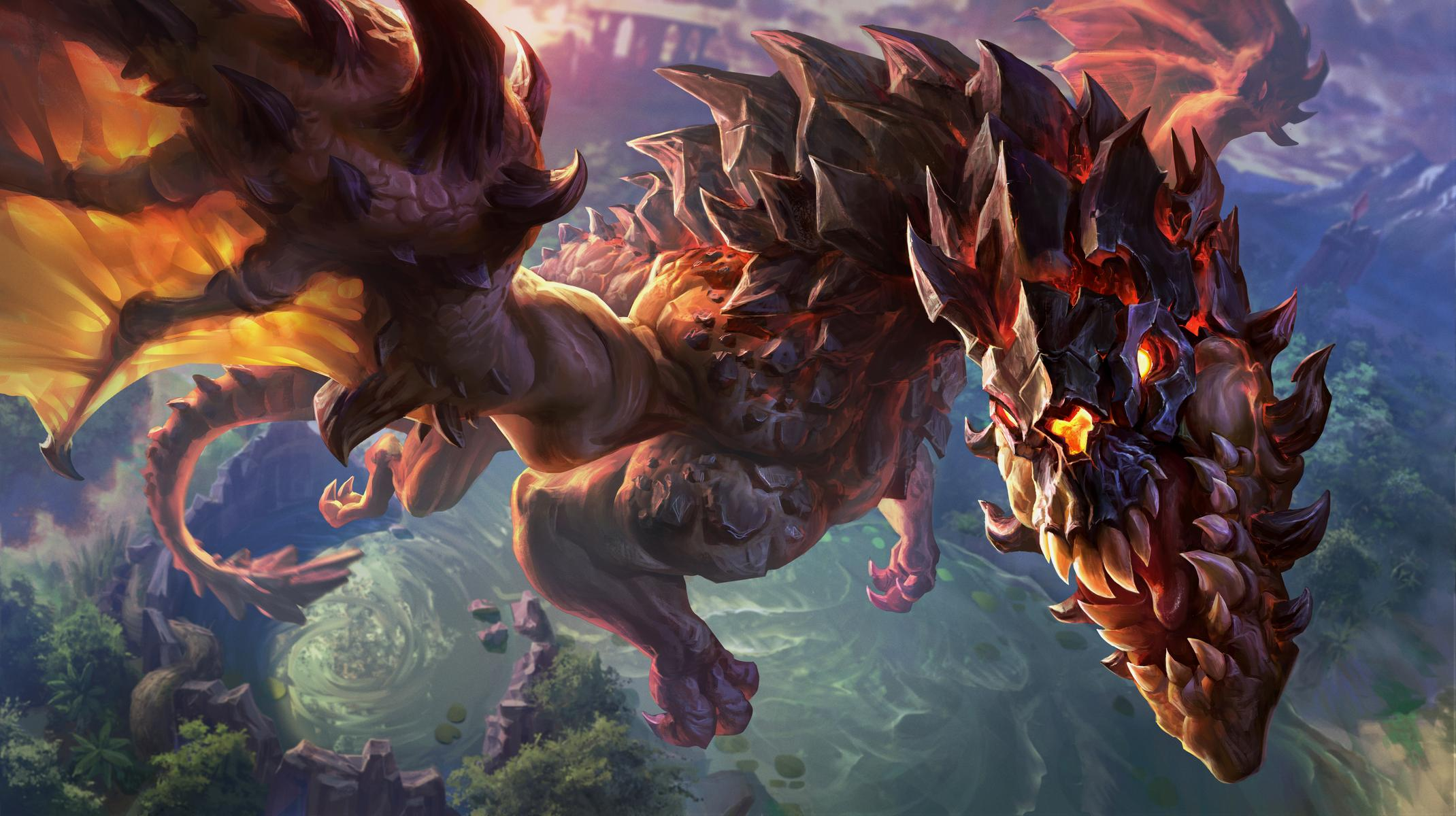 Getting Infernal and Cloud Rifts may be even more valuable after League Patch 10.12.