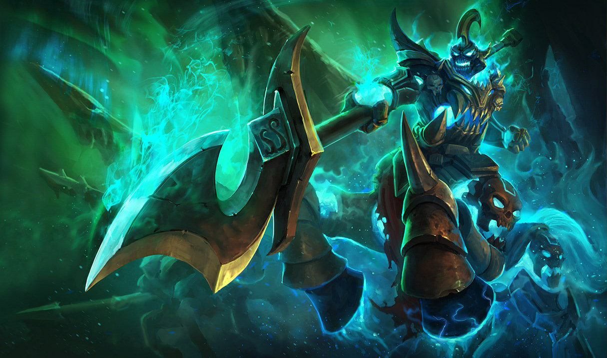 Hecarim is one of the champs set to benefit from Ghost's big buffs in LoL Patch 10.12.