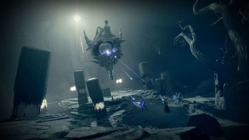 Destiny 2's new Destiny Content Vault will rotate content in and out.