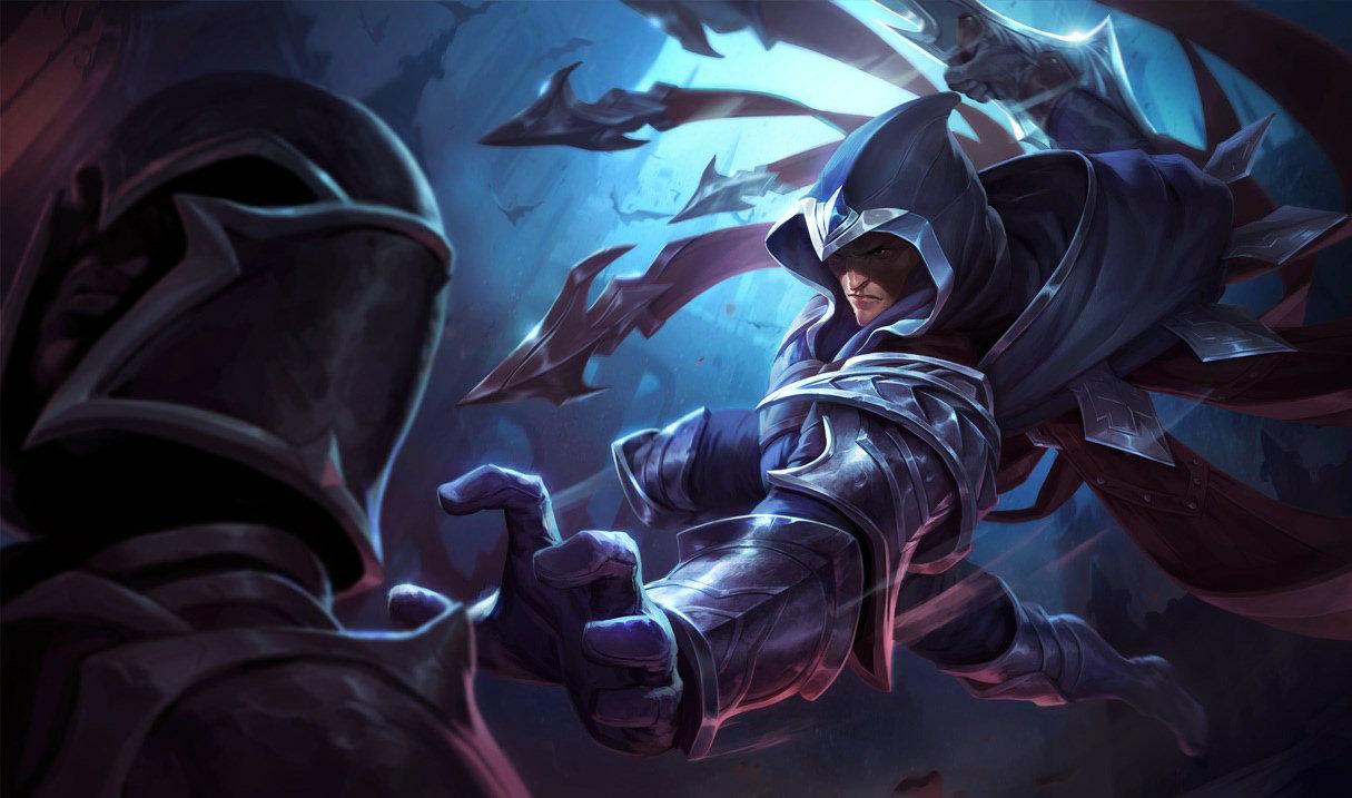 Talon splash art for League of Legends