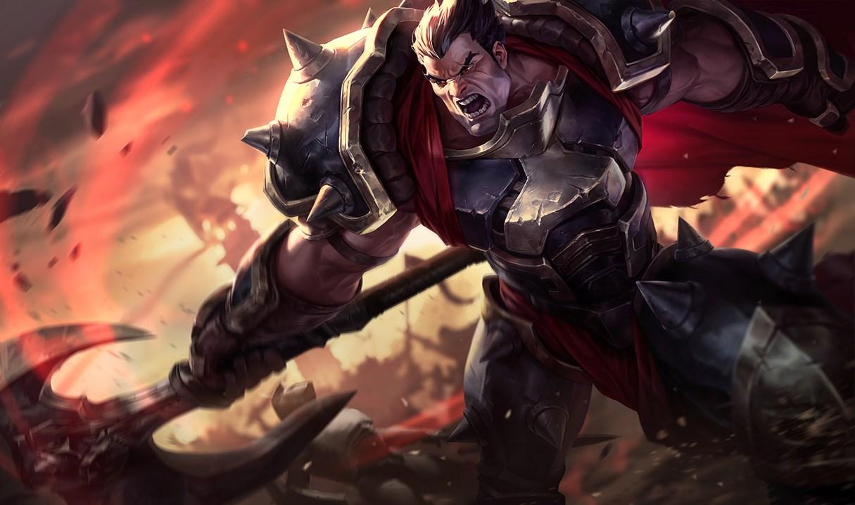 Juggernauts like Darius have been enjoying the power of Goredrinker in Season 11 preseason.