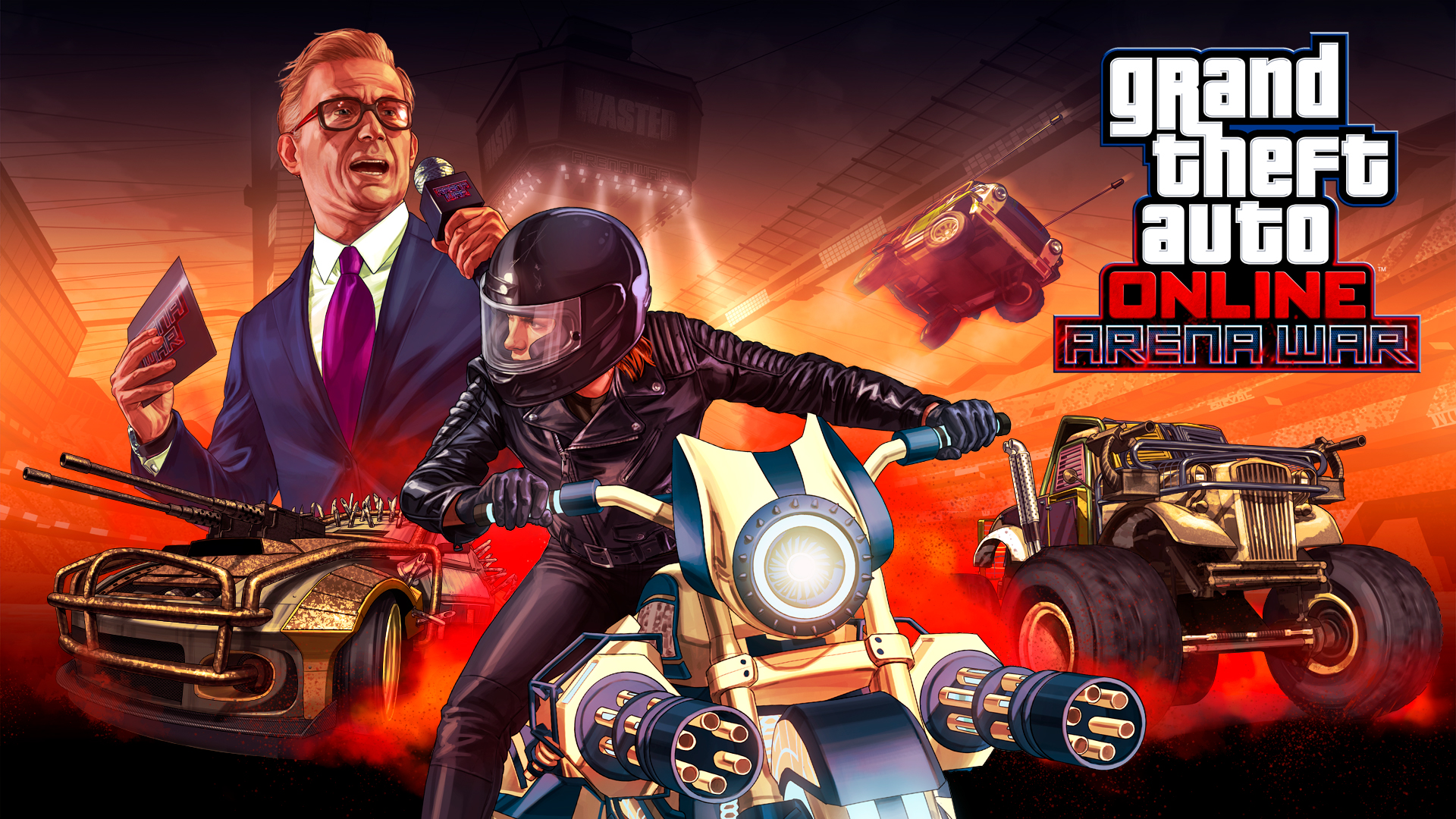 Arena War in GTA
