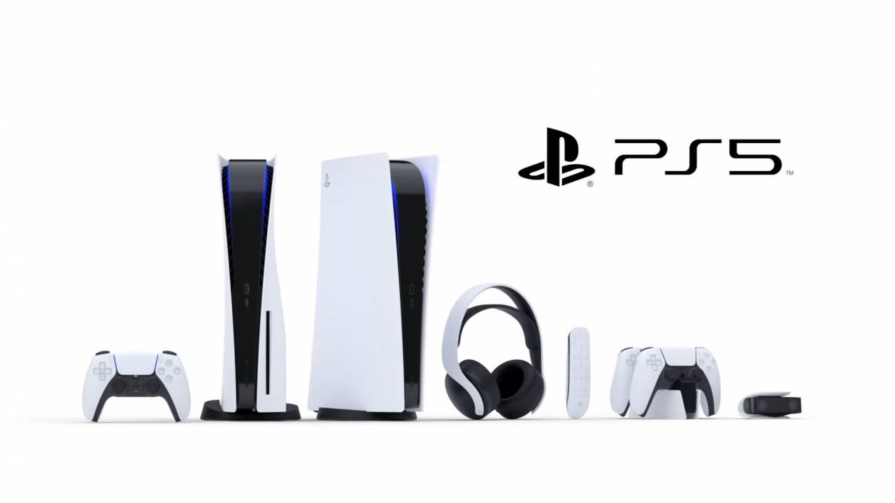 The PlayStation 5 will release alongside several accessories.