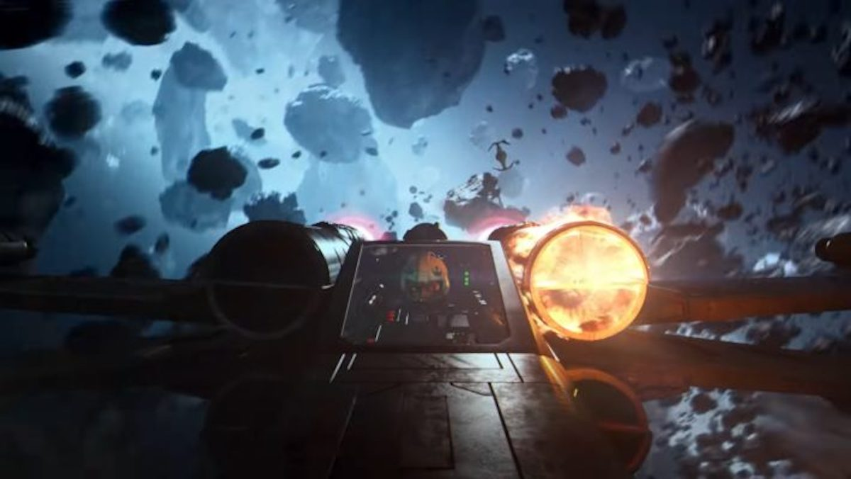 Star Wars: Squadrons will include both single-player and multiplayer options.