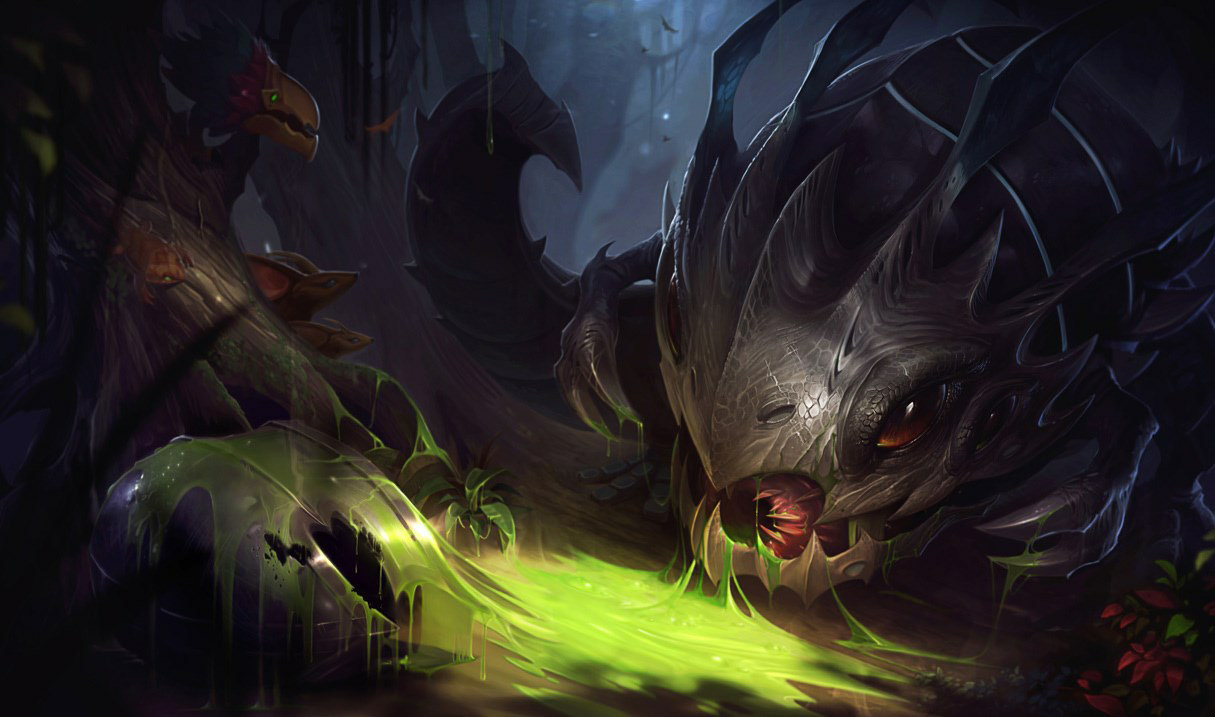 Ability power Kog'Maw could be returning to the Rift thanks to new League Patch 10.13 buffs.