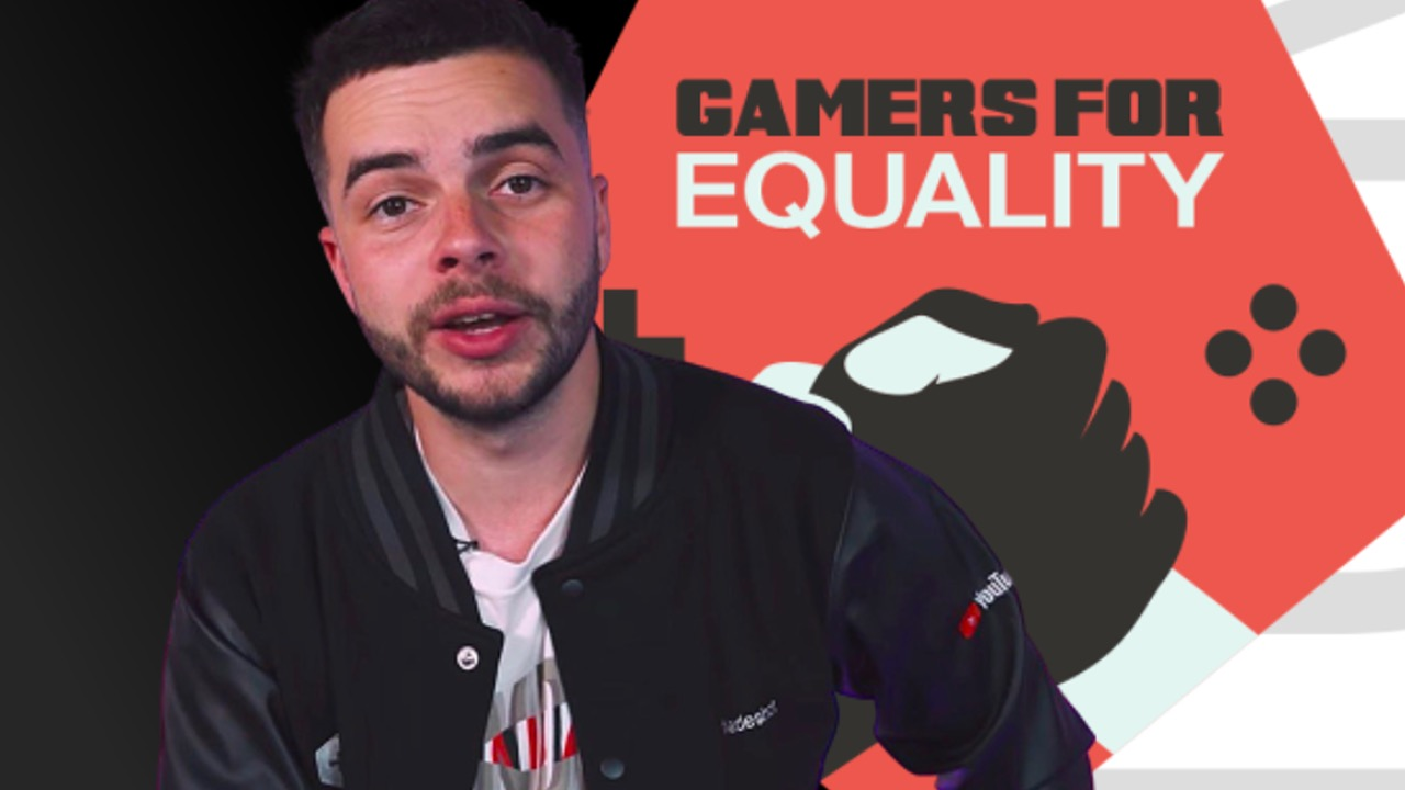 Nadeshot and the 100 Thieves Gamers for Equality