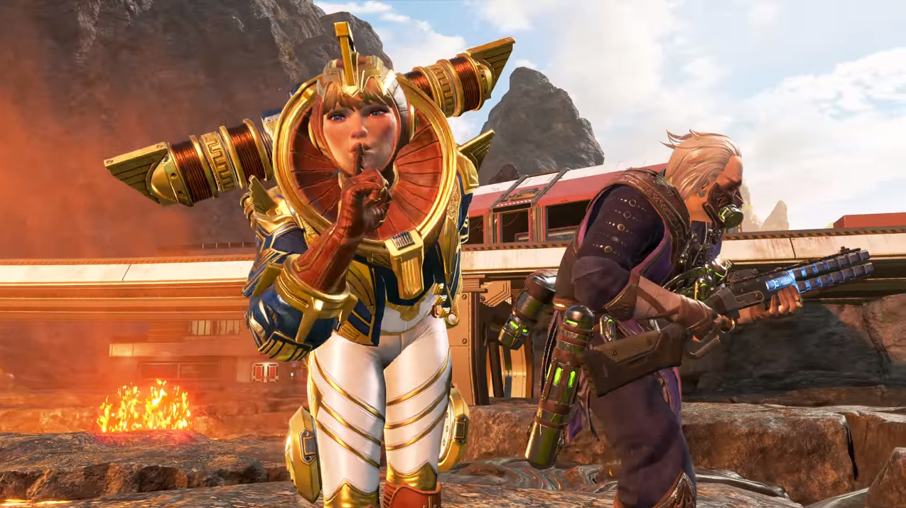Apex Legends fans will now be waiting with bated breath to see if Respawn confirm the crossplay rumors.