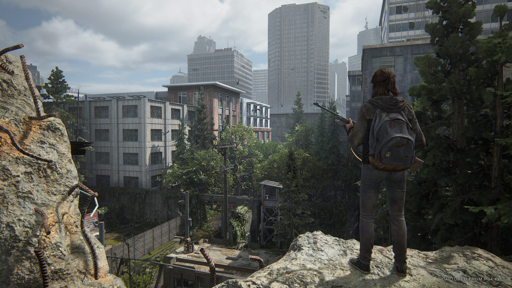Always make some time to look around and explore in The Last of Us Part 2.