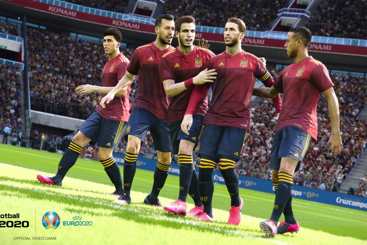 The long-awaited Euro 2020 update has been pushed to PES 2021, Konami has confirmed.