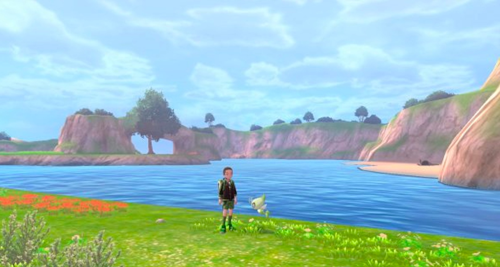 loop lagoon pokemon
