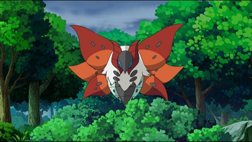 Volcarona pokemon isle of armor