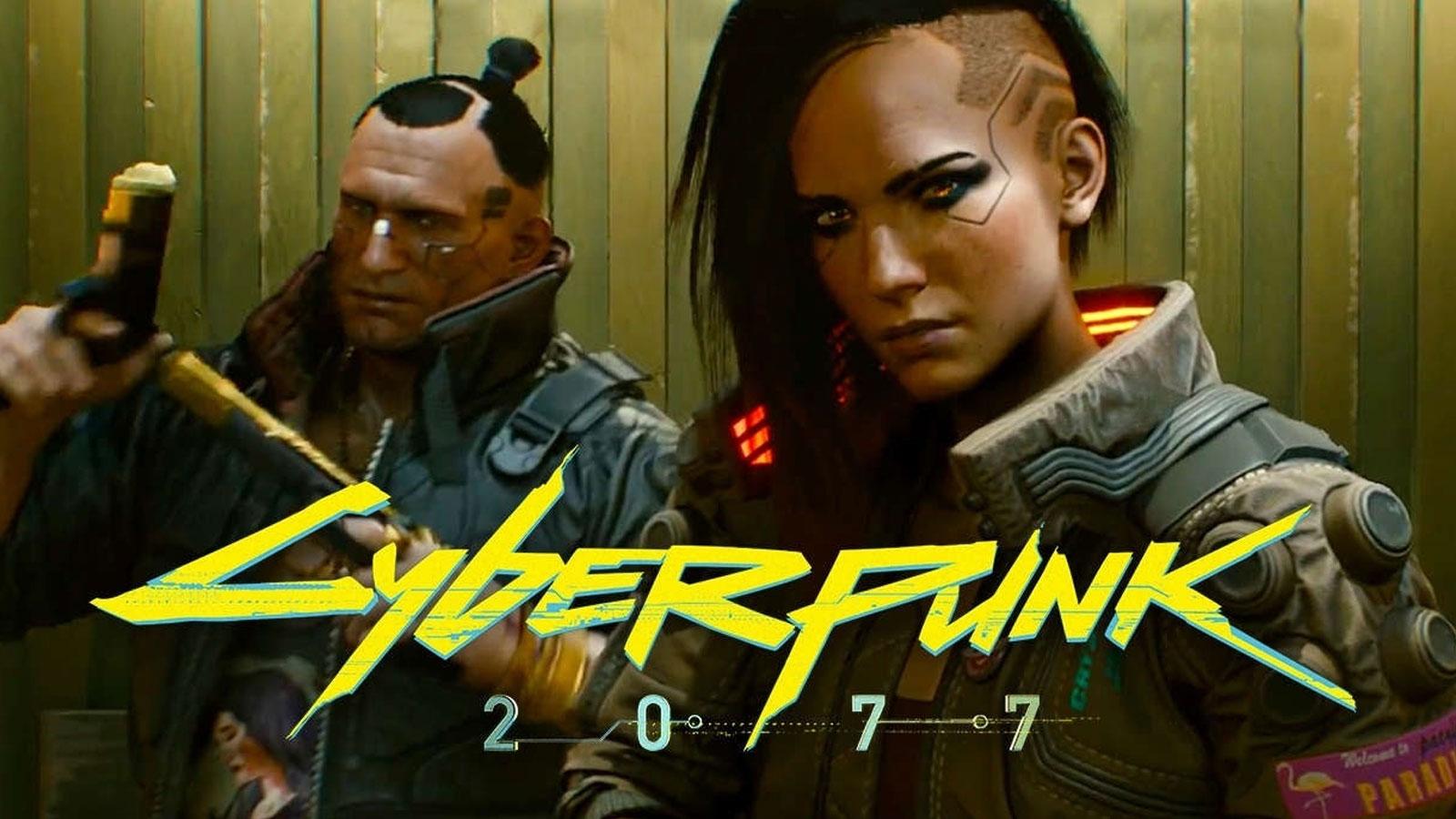 cyberpunk 2077 characters