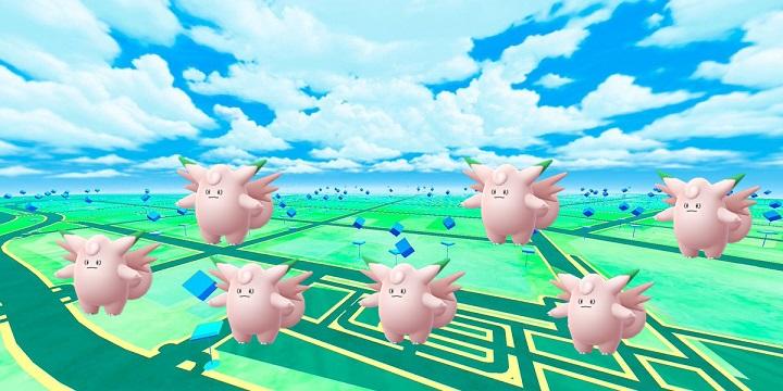 Shiny Clefairy Pokemon Go
