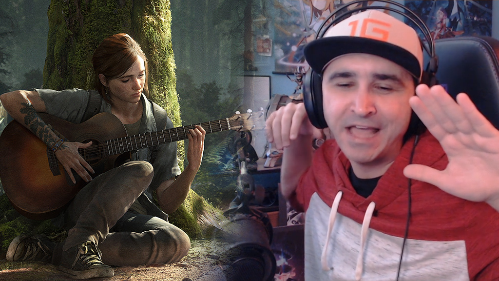Summit1g and TLOU2