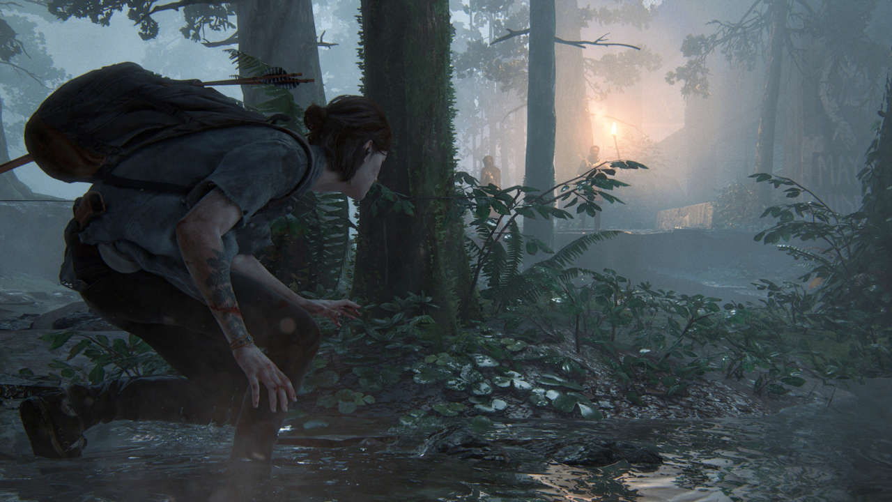 The Last of Us 2 gameplay footage