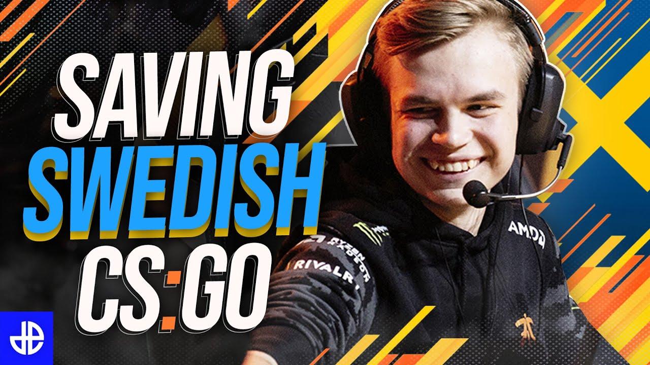 Saving Swedish CS:GO