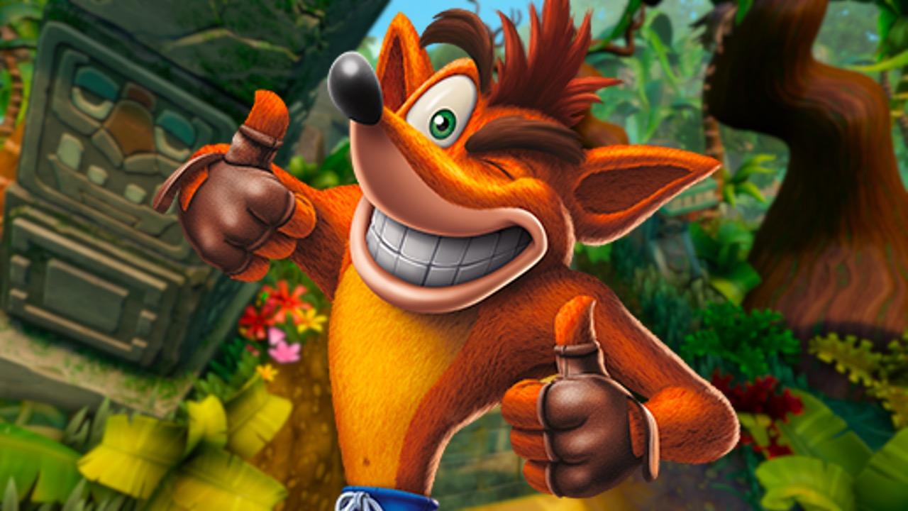 Crash Bandicoot Smash Ultimate