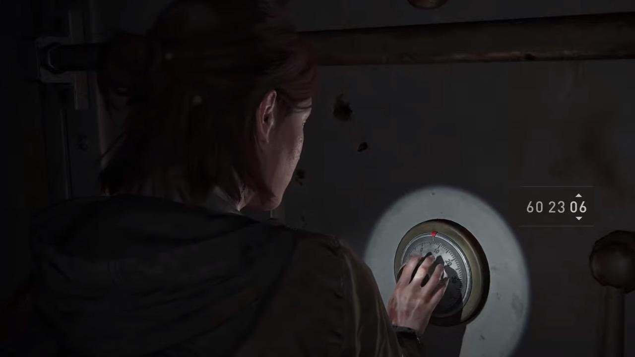 Vault in The Last of Us Part 2