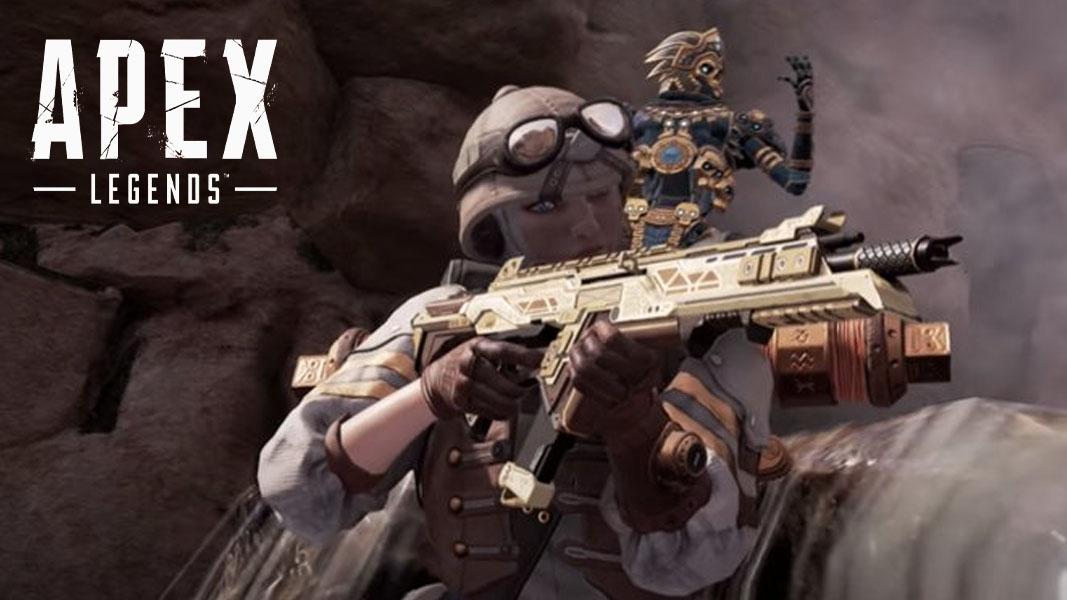 Image of new skins for Apex Legends
