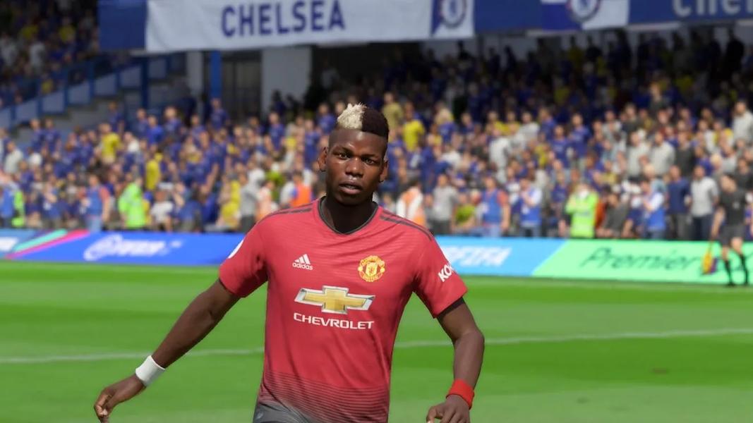 Paul Pogba in FIFA 20