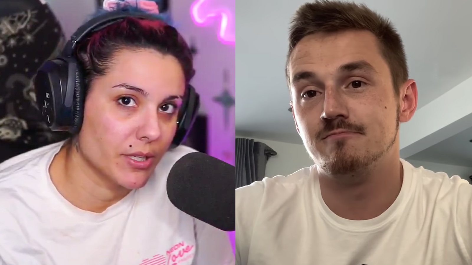 ZombiUnicorn and ProSyndicate looking at the camera