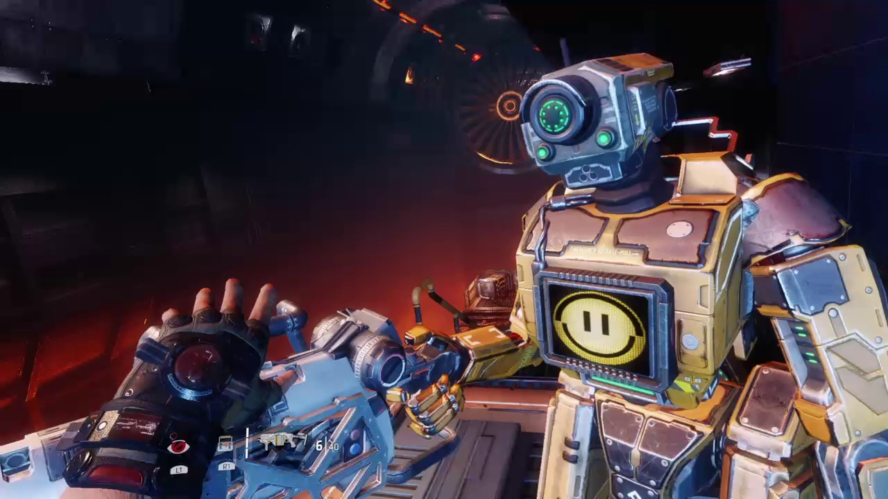 There might be a few familiar faces in the Titanfall campaign for dedicated Apex Legends fans.