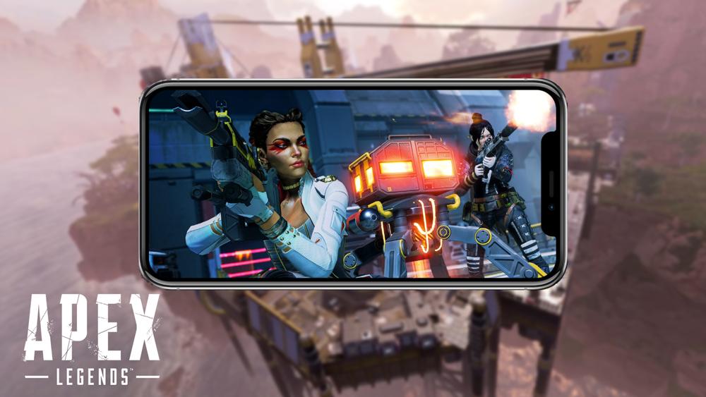 Apex Legends on mobile