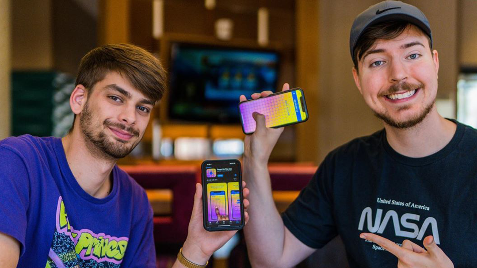 MrBeast launches app