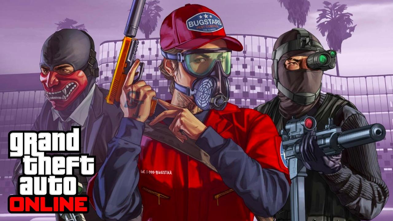 GTA Online Diamond Casino heist poster