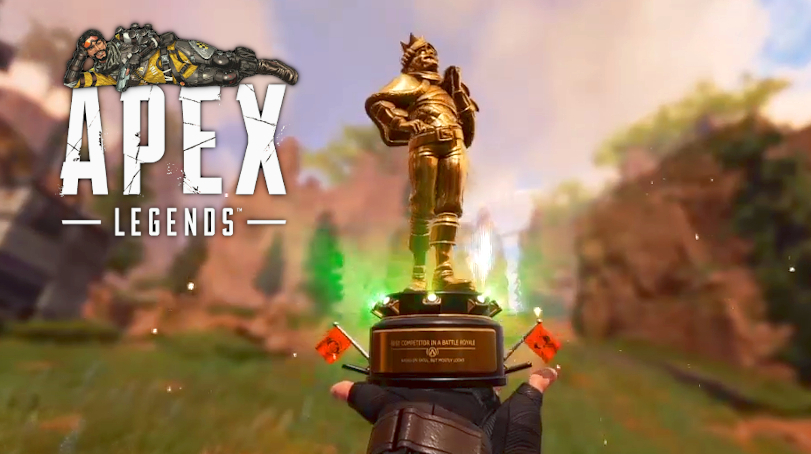 Mirage Heirloom Apex Legends